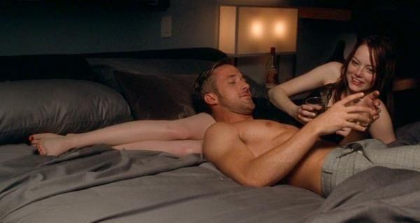 Crazy Stupid Love - Emma Stone and Ryan Gosling... really cute stuff!