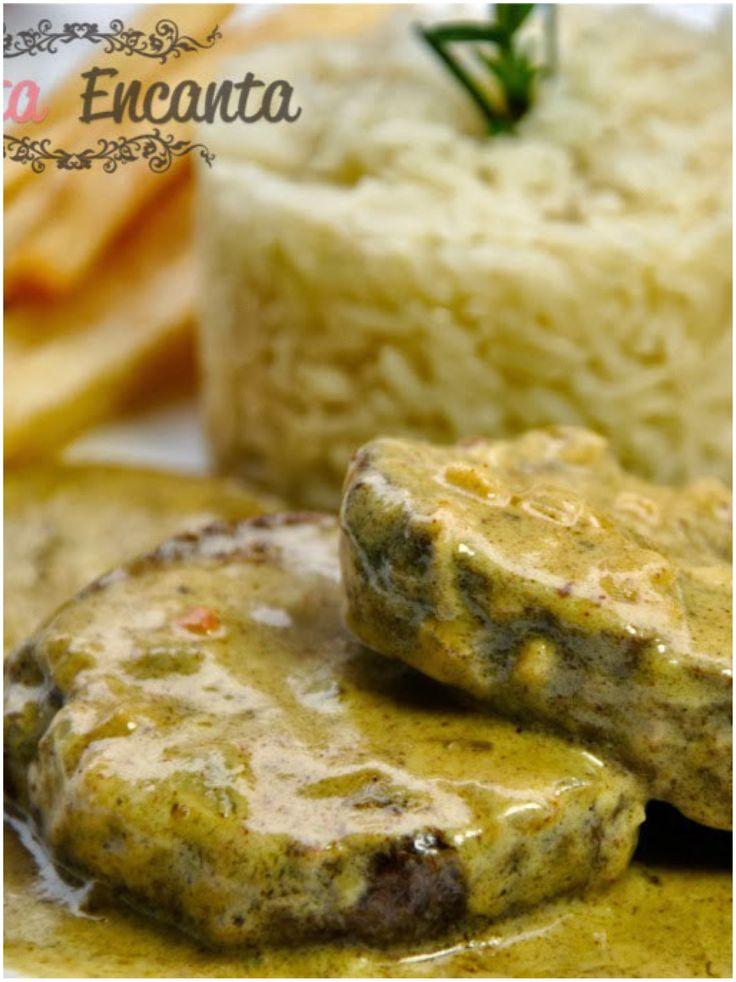 Clássico francês, o Filé ao Molho Mostarda   é um prato sem grandes segredos de preparo e incrivelmente saboroso