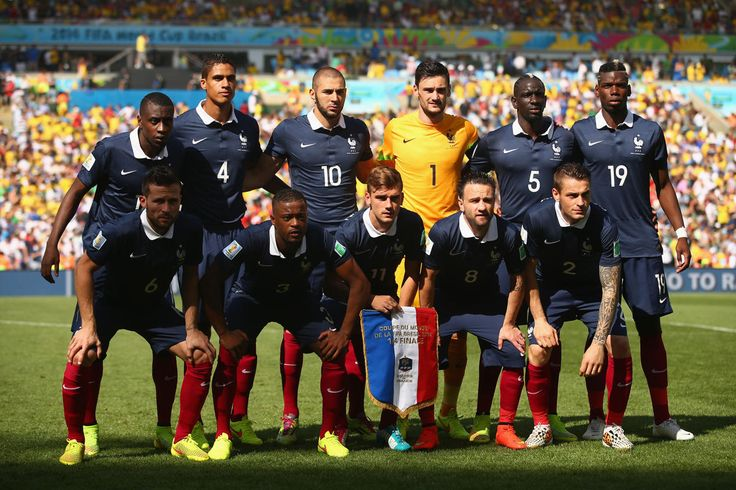 France - Allemagne en images / 1/4 F / La formation française.