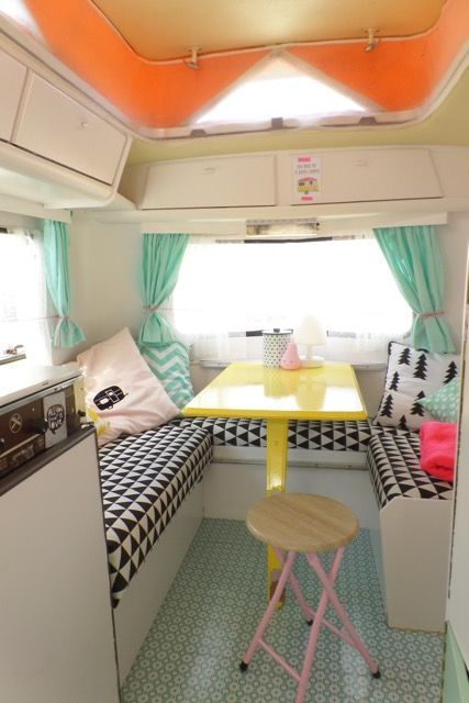 Home-Styling | Ana Antunes: Férias Sobre Rodas E Estilo * Vacation Homes on Wheels and Style