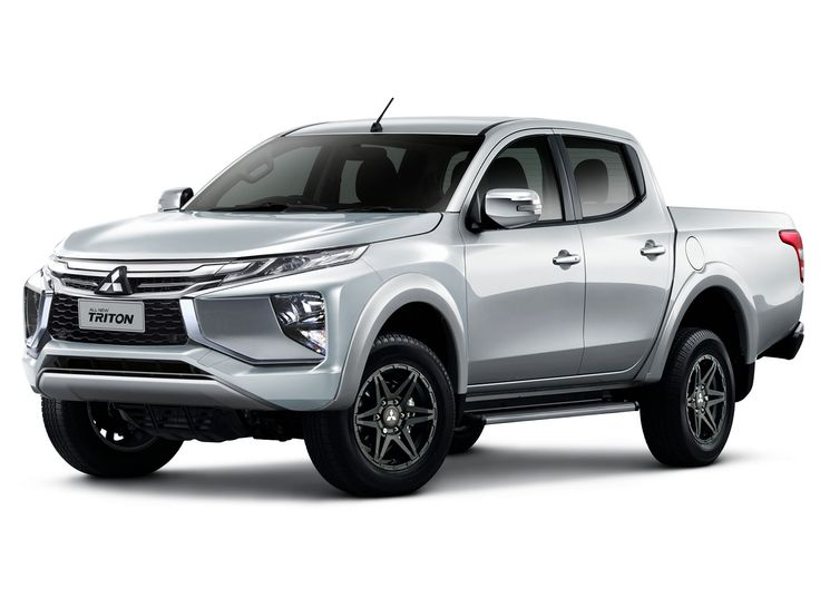 2018 Mitsubishi Triton Facelift With Dynamic Shield Front End Spied Mitsubishi Strada Mitsubishi L200 4x4 New Engine