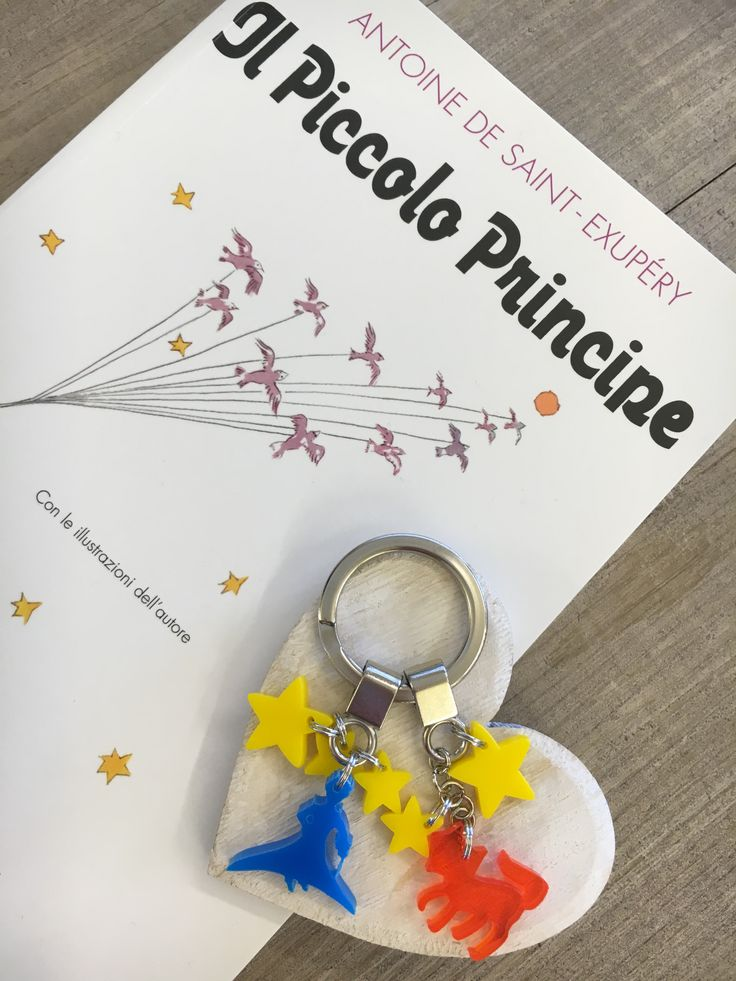 #duepuntihandmade #handmade #handmadewithlove #keyring #diy #doityourself #withlove #charms #happy #behappy #piccoloprincipe #ilpiccoloprincipe #heart #bestbooks #summer