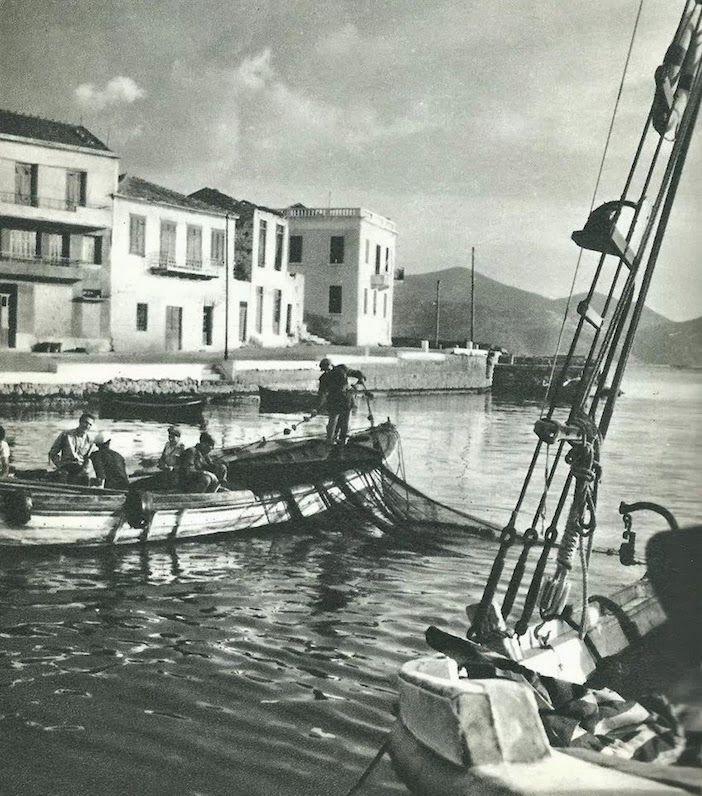 Άγιος Νικόλαος-Δεκαετία του '50.