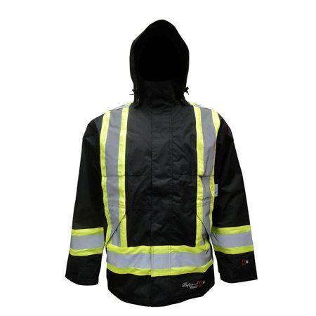 206310f5300 Big Men s Professional Freezer Insulated Journeyman 300D Trilobal Rip-Stop  Jacket
