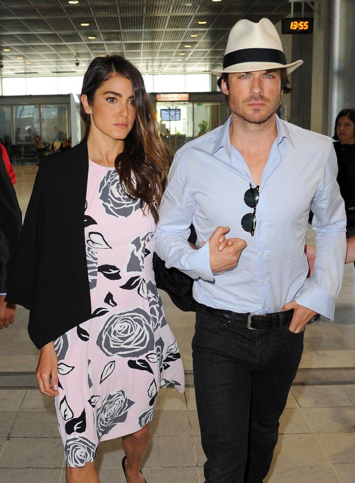 Ian Somerhalder And Nikki Reed Fighting Over Pregnancy Plans, Vampire Diaries Star Wants A Baby – Divorce Coming?