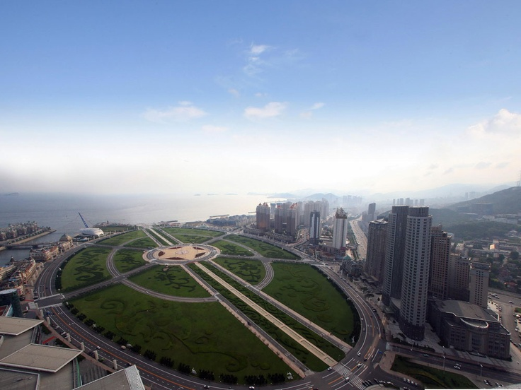 I left part of my heart in Dalian, China. Miss it! Would go back in a heartbeat!