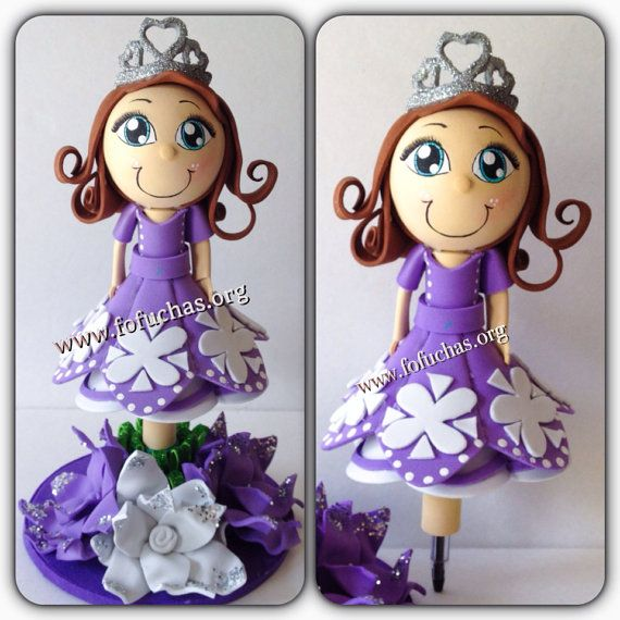 Princess Sofia Makes on Pinterest | Princess Sofia, Sofia The ...