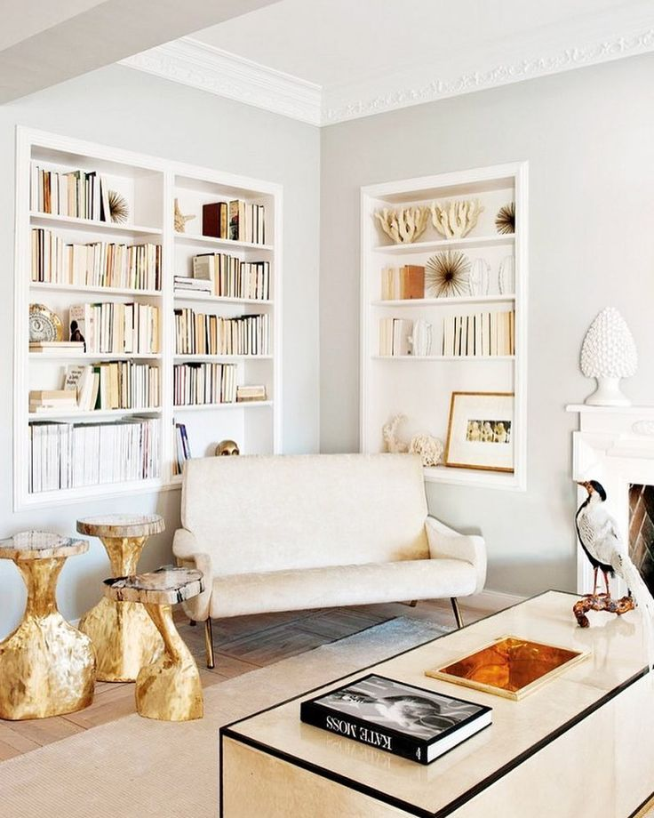 This is definitely living room goals!  Photo:  Nuevo Estilo