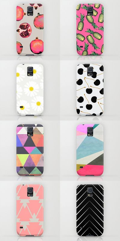 Now Available: Samsung Galaxy S5 Cases http://society6.com/GeorgianaParaschiv/cases