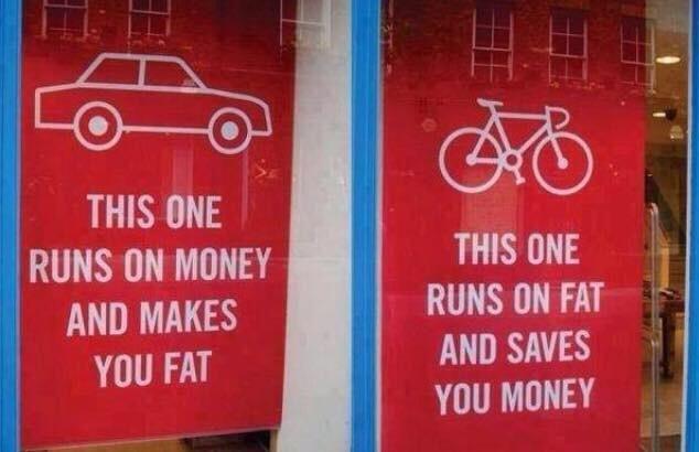via @KvanOosterom As a Dutchman, love this. Sustainable transport key element #post2015 agenda. Via @OECD_ENV