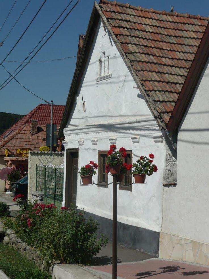 Szép régi ház