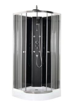cabine de douche black diamond magasin de bricolage brico d p t de dissay tout pour la. Black Bedroom Furniture Sets. Home Design Ideas