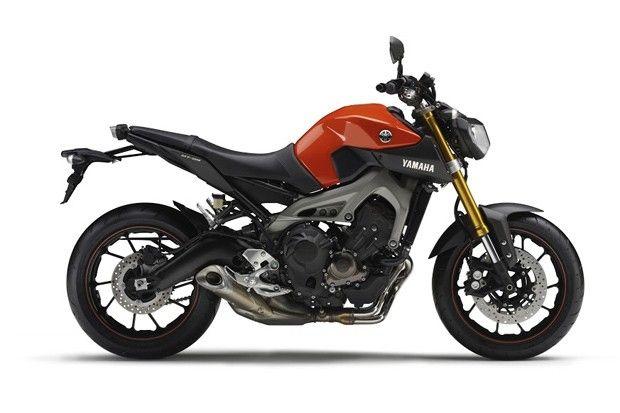 Yamaha lança nova MT-09 no Brasil