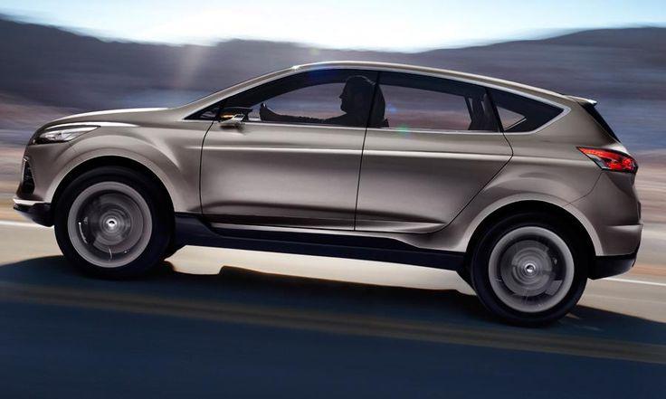 Ford Vertrek Concept Car http://palmcoastford.com/