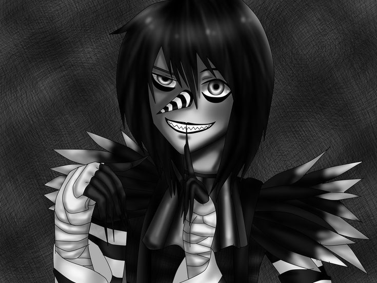"Creepypasta Laughing Jack | The Technicolor clown spread his arms and excitedly announced, ""COME ..."