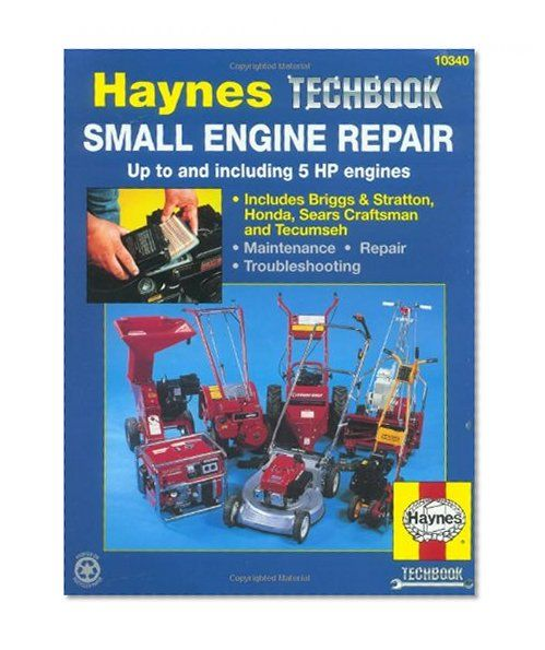 What are some good places to download small engine repair manuals?