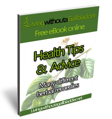 What Foods To Eat When Having A Gall Bladder Attack