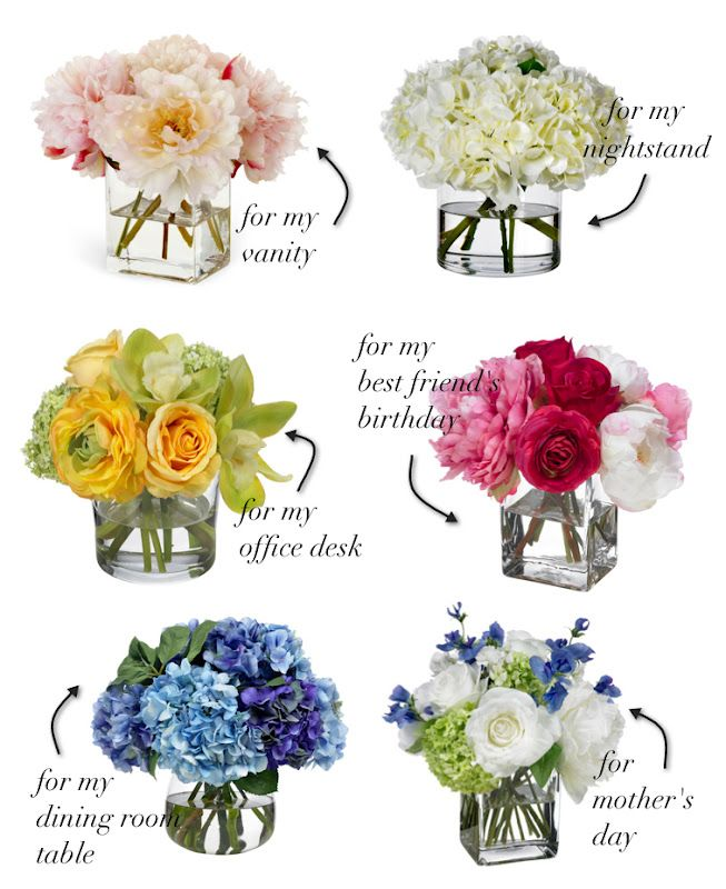 Kat Tanita Of With Love From Kat Shares A Collage Of Beautiful Handcrafted Silk  Floral Arrangements By Diane James.