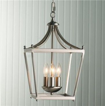 pendant lighting lantern | ... Mini Pagoda Lantern - asian - pendant lighting - by Shades of Light