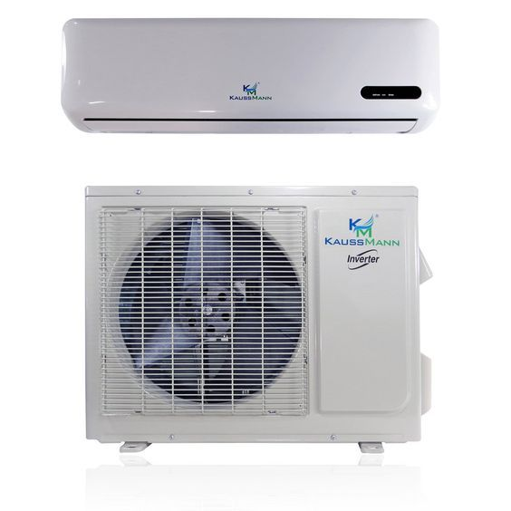 18000 Btu (1.5 Ton) Inverter Ductless Mini Split, Air Conditioner, Heat Pump, Heating, Cooling, Dehumidification, Ventilation. Comes with 15 Feet Installation Kit. 208~230 Vac *** Quickly view this special  product, click the image : DIY : Do It Yourself Today