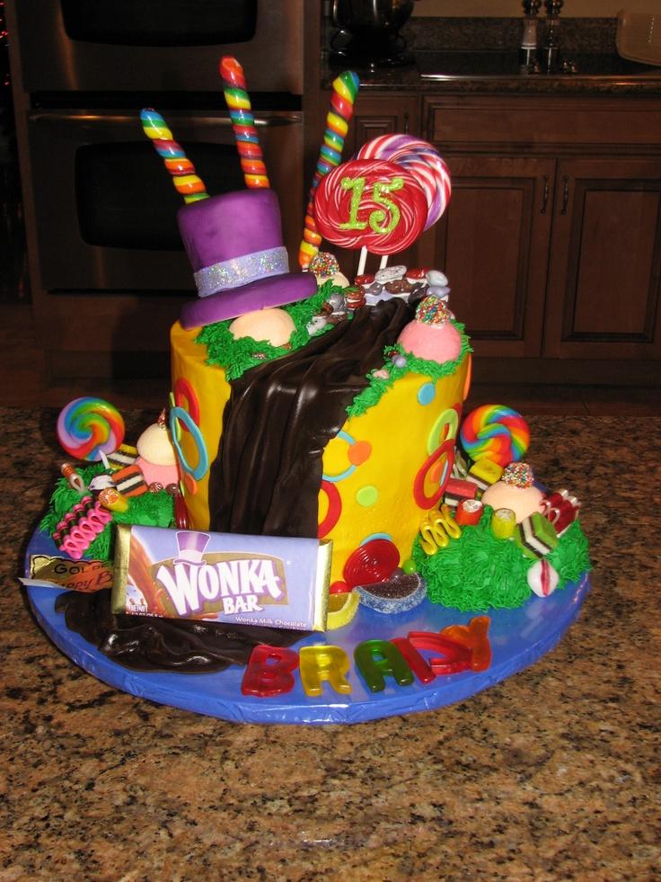 Birthday Cakes Name Willy