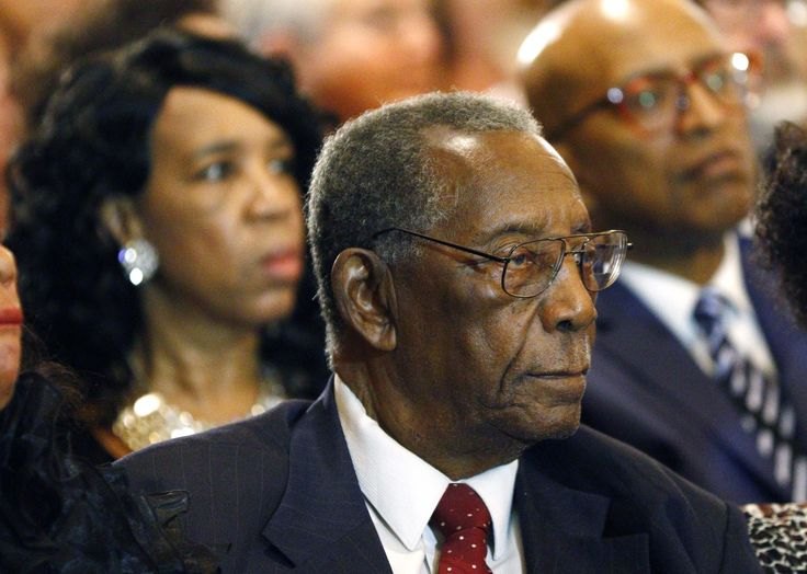 """Charles Evers, the brother of slain civil rights leader Medgar Evers has endorsed Republican presidential front-runner Donald Trump. ~ """"I believe in him first of all because he's a businessman. I think jobs are badly needed in Mississippi,"""" Evers said in an interview with the Jackson Clarion-Ledger. The 93-year-old civil rights activist said Trump's hiring practices reflect that he is """"fair."""" ~ RADICAL Rational Americans Defending Individual Choice And Liberty"""