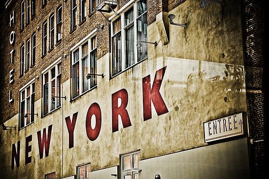 Hotel New York. #rotterdam #architecture