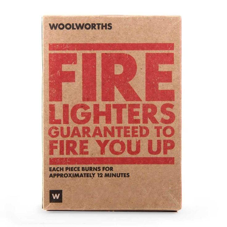 Firelighters 12Pcs