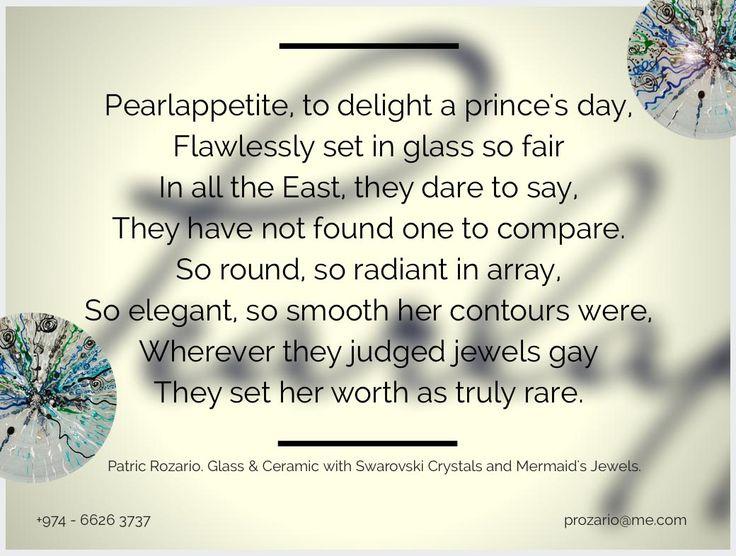 Pearappetite so rare prozario@me.com