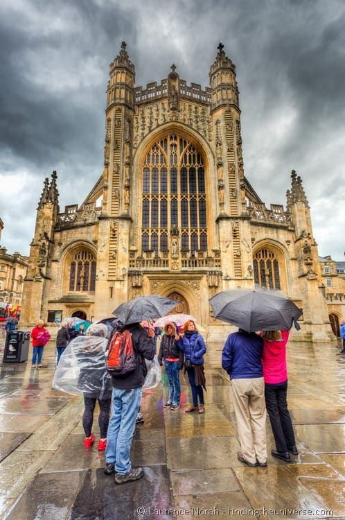 The Bath  Cathedral - A Day Trip From London