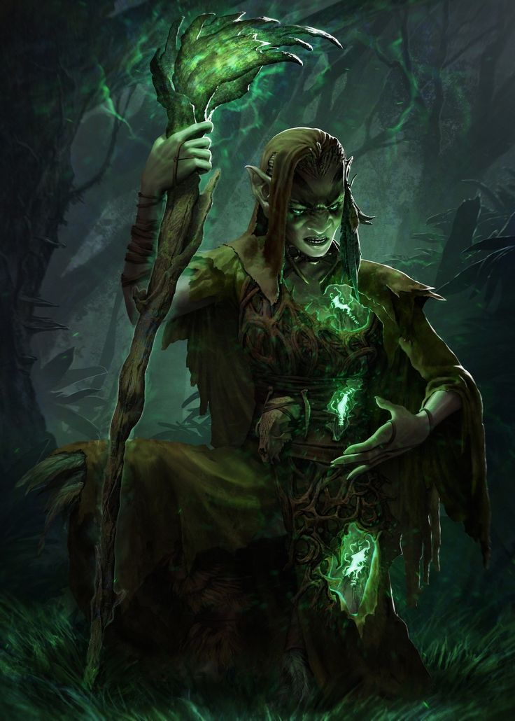 Pin by Peter Dube on RPG Elfkin   Fantasy art, Fantasy ...