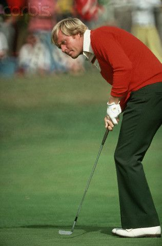 Jack Nicklaus 1977