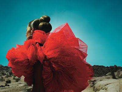 Smile: W Magazine - Giselle Bündchen - Kiss The Sky