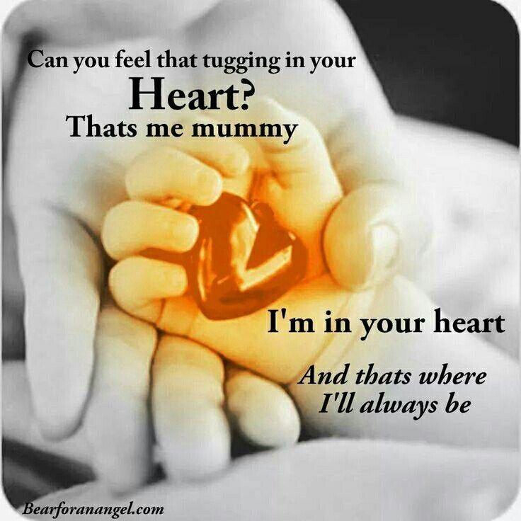 In Mummy's Heart