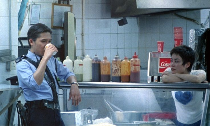 Chungking Express #film one of my favorite film..!✨