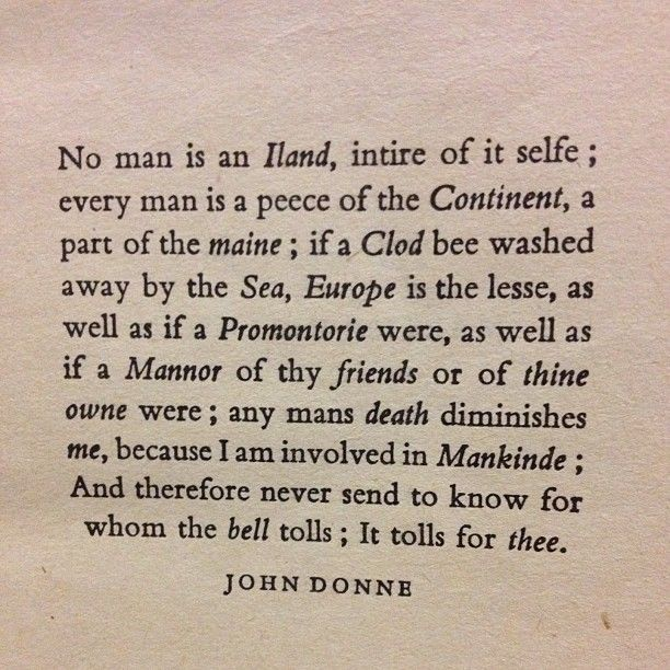 examples of metaphysical poetry john donne