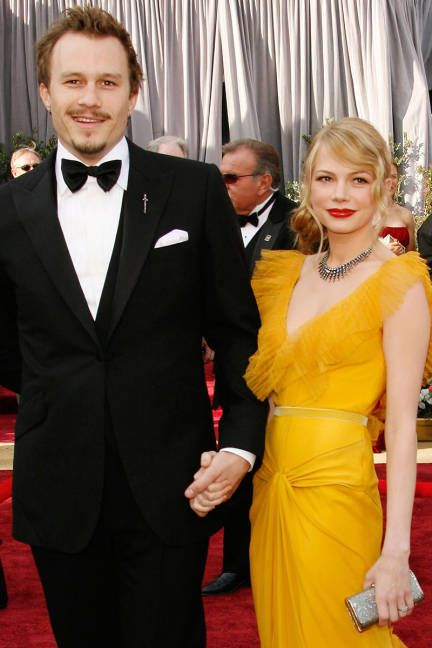 The cutest Oscars couples: Michelle Williams and Heath Ledger