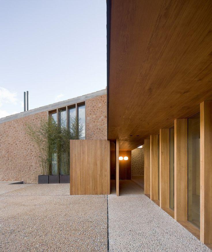 Ss house mallorca baas jordi badia architecture pinterest fachadas arquitectura y casas - Arquitectos en mallorca ...