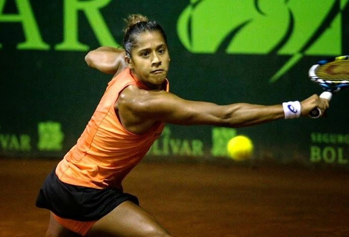 Blog Esportivo do Suíço:  No quali do Marrocos, Teliana Pereira vence 12ª partida consecutiva