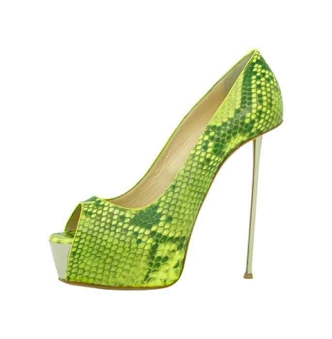 Luv that greennnnnnnn!!!!: Green Shoes, Limes Lizards, Designer Casu Footwear, Shoes Boots, Shoes Prints, High Heels, Purti Shoesss, Shoes Shoeeeeee, Shoes Porn