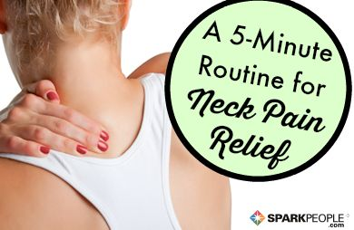 I use these exercises with my PT patients, in conjunction with manual therapy to decrease muscle tension and improve range of motion. End your neck pain in minutes with this easy routine you can do every day!