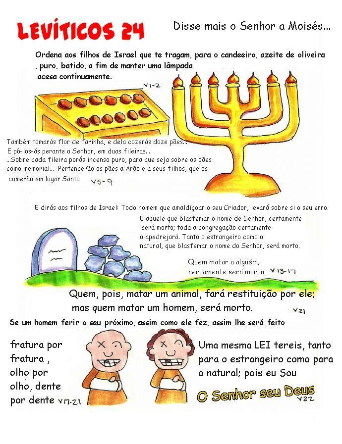 Finalmente ficou pronto! Consegui traduzir todo esse material sobre o livro de Levitico (Vayikrá) para crianças. Espero que este material p...