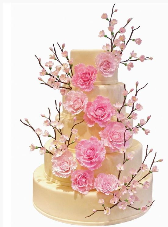 Wedding Cake: Cake Alchemy