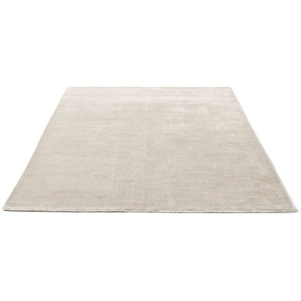 &Tradition The Moor Rug AP7 Beige Dew 200x300cm ($2,085) ❤ liked on Polyvore featuring home, rugs, beige, cream area rug, woven rugs, rectangular rugs, geometric area rugs and traditional area rugs