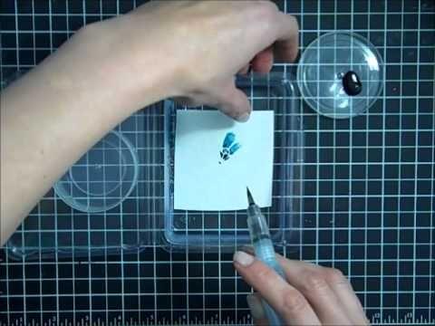 Magic Watercolor Technique