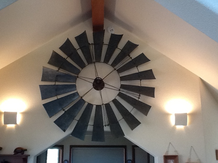 1000 images about windmill blades for wall decor on - Windmill ceiling fan for sale ...