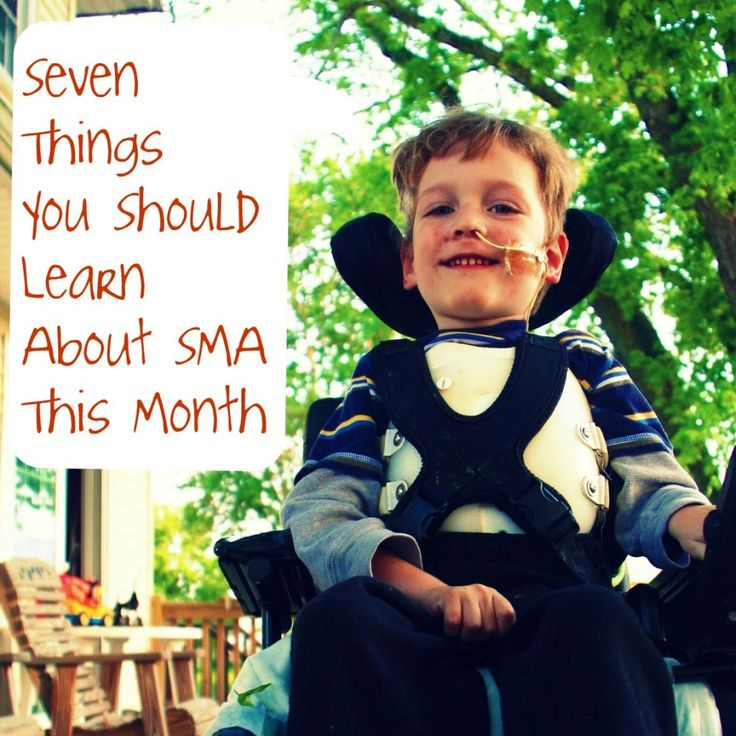 August is Spinal Muscular Atrophy Awareness Month. Re-pin and spread the word!