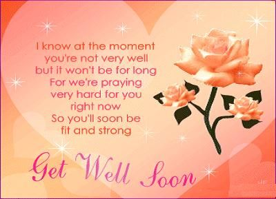 inspirational get well images   Get Well Soon Messages And Get Well Soon Quotes - Holiday Messages ...
