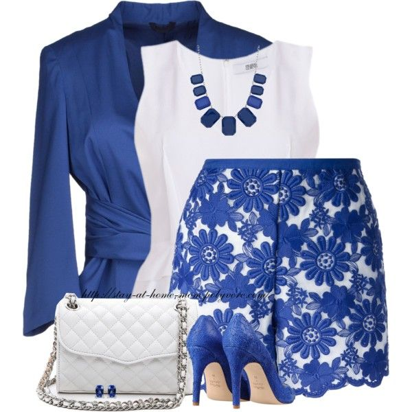 """""""MANOUSH African Lace Shorts"""" by stay-at-home-mom on Polyvore"""