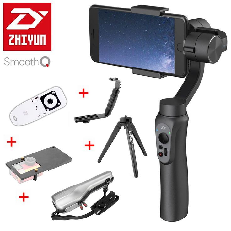 Zhiyun Smooth Q 3 Axis Handheld Smartphone Gimbal Stabilizer Smooth Q VS Zhiyun Smooth III Model for iPhone X 8 7 Samsung S7 S6-in Handheld Gimbal from Consumer Electronics on Aliexpress.com | Alibaba Group